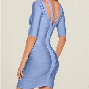 153e5c3353fbc VENUS Dresses - Venus slimming strap detail dress